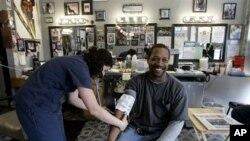 آغاز کمپین اهدای خون در سراسر امریکا در آستانه دهمین سالگرد حملات یازدهم سپتمبر