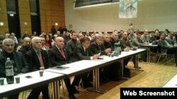 Müsavatçıların Avropa Koordinasiya Mərkəzi təsis edilib