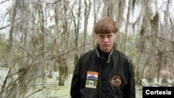 Dylann Storm Roof was arrested in the shooting deaths of nine people at a prayer meeting at a church in Charleston, South Carolina.