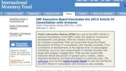 Հարցազրույց ԱՄՀ-ի պաշտոնյայի հետ (Առանց խմբագրման)