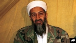 El texto señala que Osama Bin Laden habría recibido un disparo en la cabeza mientras miraba hacia afuera de su dormitorio.
