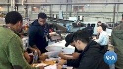 VOA英语视频: 美国社区大学为留学生提供机会
