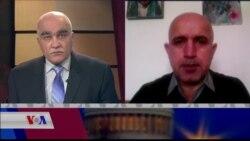 Xalid Silêman Agirbesta li Sûrîyê Dinirxîne