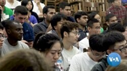 Fewer Foreign Students Enrolling in US Schools
