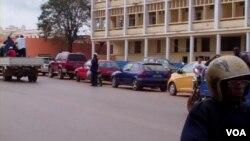 Policia impede manifestação em Malanje - 2:20