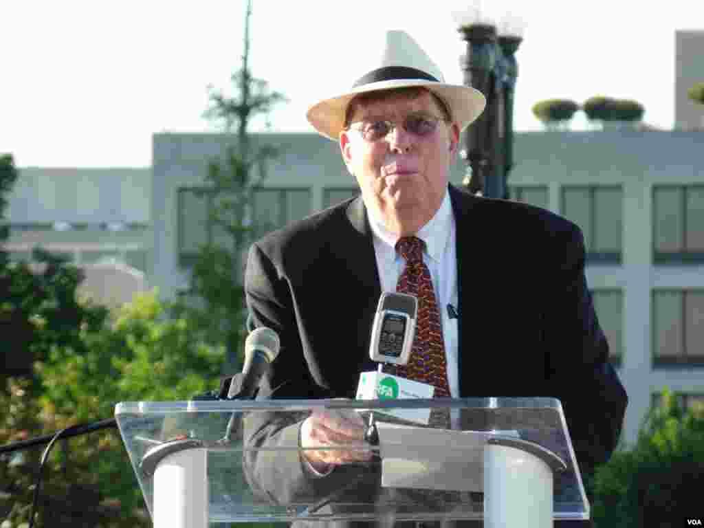Remember June Fourth memorial prayer given by Rabbi Charles Feinberg, Washington, DC, June 1, 2014.