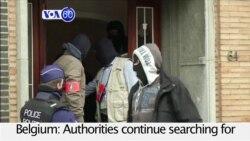 VOA60 World PM - Belgium identifies Brussels bombers