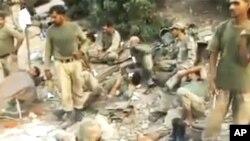 مہمند ایجنسی میں پاکستانی چیک پوسٹوں پر نیٹو کے فضائی حملے میں 24 فوجی ہلاک ہوگئے تھے