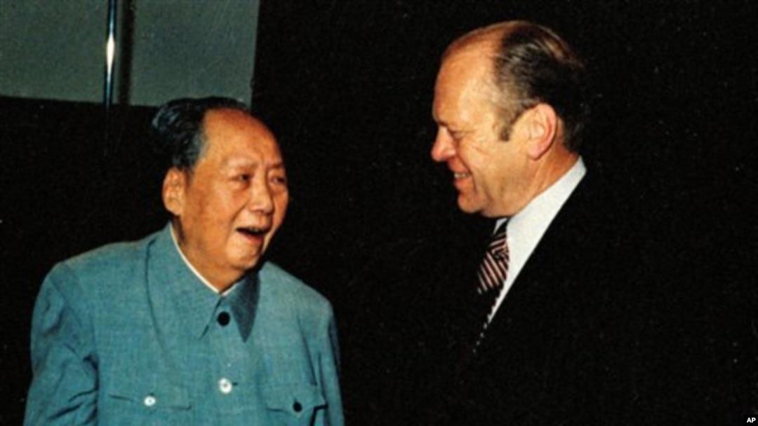 章含之談毛澤東章士釗喬冠華