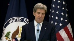 Secretary of State Kerry on UN resolution