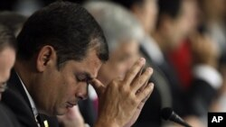 Para Londres 2012, Ecuador envió una delegación compuesta de 36 deportistas con los que Correa quería desfilar.