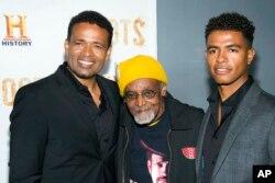 ملوین ون پیبلز و پسرانش