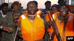 Capitão Pansau N'Tchama (Centro)