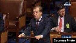 اد رویس رئیس کمیته روابط خارجی مجلس نمایندگان آمریکا