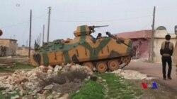 土耳其發動空襲 打死36名親敘利亞政府武裝人員 (粵語)