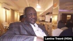 Siaka Coulibaly, analyste politique, Ouagadougou, le 12 août 2019. (VOA/Lamine Traoré)