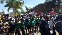 Report on Million Man March Filed By Thomas Chiripasi
