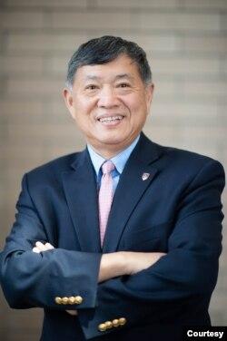 美国丹佛大学约瑟夫-克贝尔国际关系学院教授赵穗生