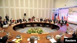 Встреча «шестерки» в Алматы
