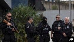 Agentes da Polícia Federal (Foto de Arquivo)