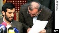 وزیر امور خارجه ایران از ارائه پیشنهادهای جدید به شش قدرت جهانی خبر می دهد