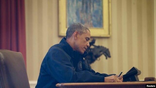رییس جمهوری باراک اوباما