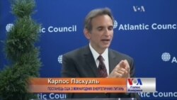"Карлос Паскуаль назвав ""формулу енергетичної незалежності"" України"