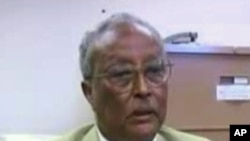 Martida: Prof Saciid Samatar