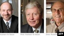 Các ông Bruce Beutler, Jules Hoffman và Ralph Steinman đoạt Giải Nobel Y Học năm 2011 nhờ công trình gia tăng sự hiểu biết về hệ miễn nhiễm