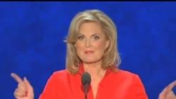 2012-08-29 美國之音視頻新聞: 安‧羅姆尼在共和黨大會上讚揚丈夫成就