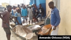 Consumidores reagem a aumento dos preços no namibe - 1:49