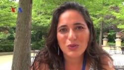 Tatiana Pereira - Participante Yali 2014