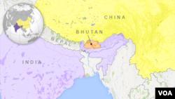 Le Bhoutan (VOA)