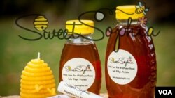 عسل خانگی برای درمان حساسیت گل کمک میکند