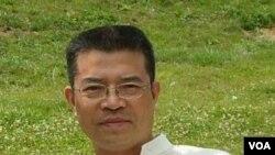 Chen Xi, veteran gerakan protes demokrasi Tiananmen, Tiongkok (Foto: dok).