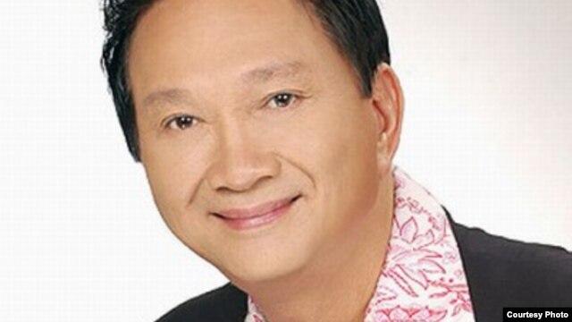 Cố ca sĩ Duy Quang. (Ảnh: Nguoiviet)