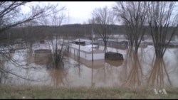 US Midwest Hit By Deadly, 'Historic and Dangerous' Floods