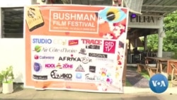 Festival Bushman: des films réalisés avec des smartphones