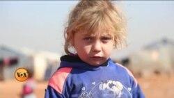 شام: خانہ جنگی میں بے گھر لاکھوں افراد امن کے منتظر