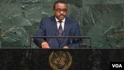 PM Hailemariam Desalegn, Ethiopia