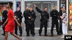 Polícia alemã em alerta