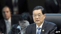 تاکيد رييس جمهوری چين بر تقویت روابط با کره شمالی