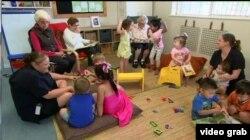 Program antargenerasi di Australia (Photo: AP/Videograb)