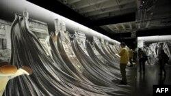 Venecie: Bienalja tërheq grupe të mëdha artdashësish nga e gjithë bota