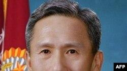 Новый министр обороны Южной Кореи и бывший председатель Объединенного комитета начальников штабов Ким Гван Чжин.