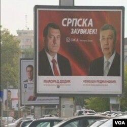 Izborni panoi u Banjaluci