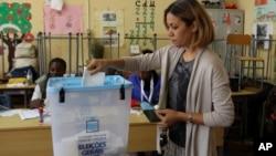 Eleitora, Angola, 23 de Agosto 2017