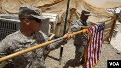 En junio pasado, presuntos insurgentes chiitas dieron muerte a 14 soldados estadounidenses en Irak.