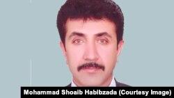 محمد شعیب حبیب زاده