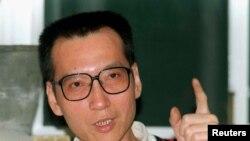 中国学者刘晓波在1995年3月接受采访